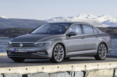 Volkswagen Passat 2020 1.5 TSI 150HP