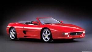 Ferrari F355 Spider V8