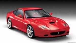 Ferrari 575M Maranello V12