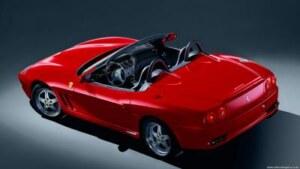 Ferrari 550 Barchetta Pininfarina V12