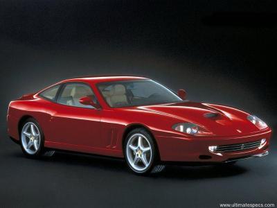 Ferrari 550 Maranello V12