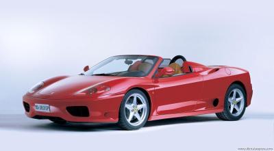Ferrari 360 Spider 3.6 V8
