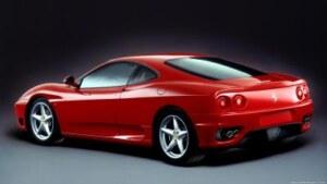 Ferrari 360 Modena 3.6 V8