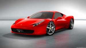 Ferrari 458 Italia Speciale A