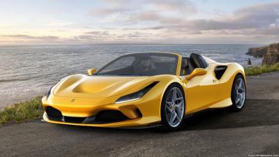 Ferrari F8 Spider 3.9 V8