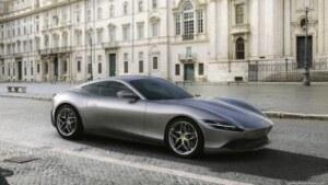 Ferrari Roma V8 Coupe