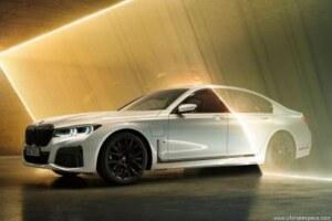 BMW G11 LCI 7 Series 740d xDrive