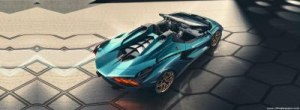 Lamborghini Sian Roadster FKP 37