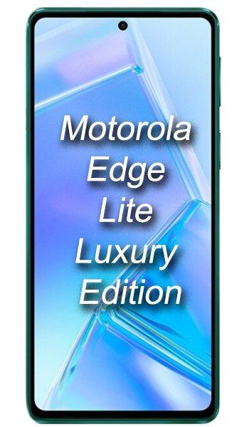 Motorola Edge Lite Luxury Edition